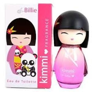 Туалетная вода Kimmi - Billie 50 ml + наклейки (KMJ025)