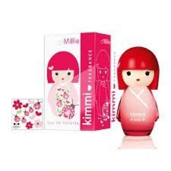 Туалетная вода для детей от трех лет Kimmi - Millie  50 ml + наклейки (KMJ026) производства Kimmi Fragrance