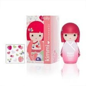 Туалетная вода Kimmi - Holly 50 ml + наклейки (KMJ103)