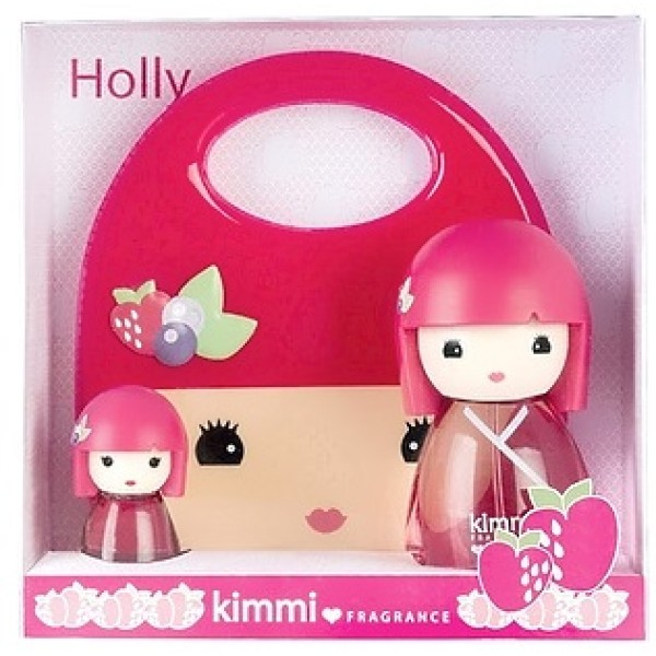 Подарочный набор (50мл и 5мл туалетная вода, мини-сумочка) Кимми Фрагранс Холли