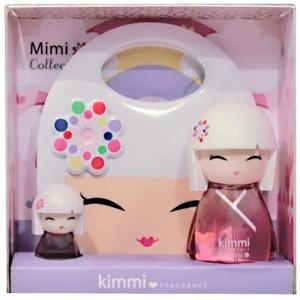Подарочный набор (50мл и 5мл туалетная вода, мини-сумочка) Кимми Фрагранс Мими -  производства Kimmi Fragrance
