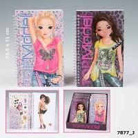 Карманный альбом для раскрашивания Top Model Pocket - 7877_A