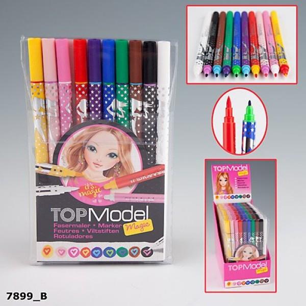 Волшебные цветные маркеры TOPModel 7899