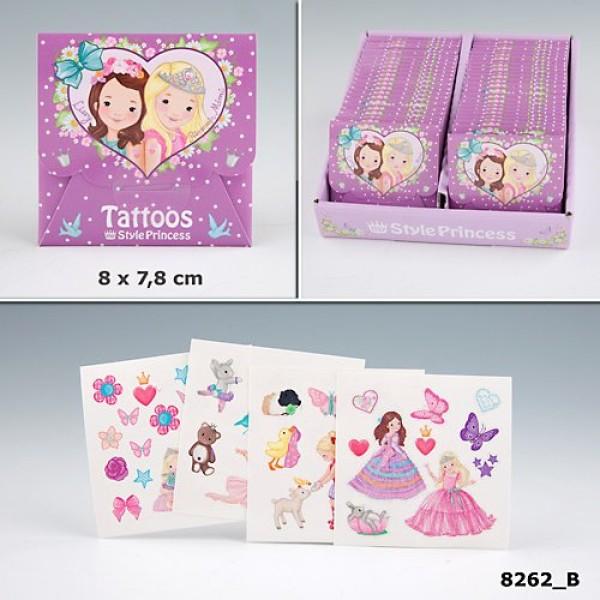 Татуировки-наклейки My Style Princess 8262 производства Depesche