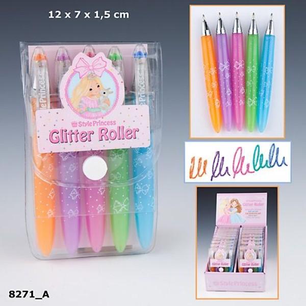 Ручки с блестящими чернилами My Style Princess 8271_B