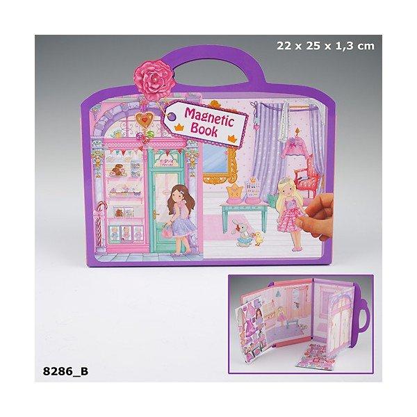 My Style Princess Книга с магнитами - 8286_B