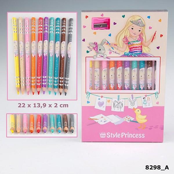 Цветные карандаши для рисования My Style Princess 8298 производства Depesche
