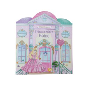 Альбом с наклейками My Style Princes Sweet Home - 8303_A