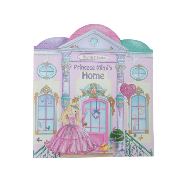 Альбом My Style Princes Sweet Home - 8303_A