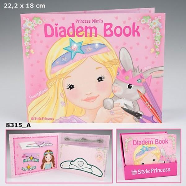 Альбом Диадема My Style Princess - 8315_A производства Depesche