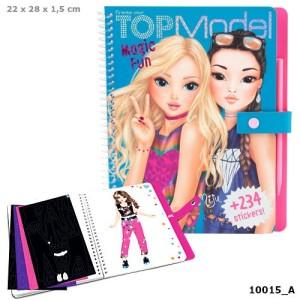 Альбом для раскрашивания Волшебное веселье TOPModel -10015_A