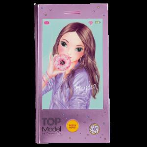 Блокнот для записей Телефон с музыкой TOPModel - 10039_A производства Depesche