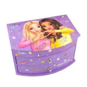 Шкатулка, фиолетовая TOPModel - 10045_A