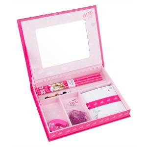 Набор для письма в коробочке Лошадь, розовый Miss Melody - 10132_A производства Depesche