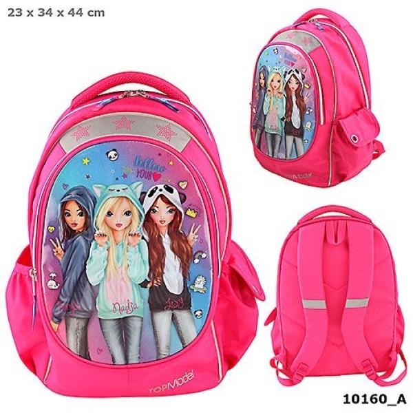 Рюкзак школьный ТОП Модели,розовый TOPModel - 10160_A производства Depesche