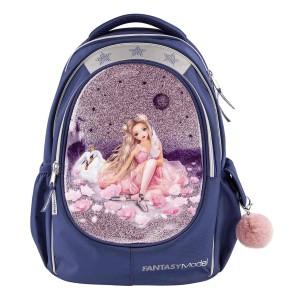 Рюкзак школьный Балерина, синий TOPModel Fantasy - 10161_A