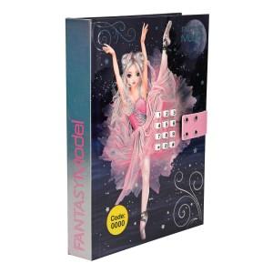 Дневник с кодом и музыкой Балерина TOPModel Fantasy - 10196_A производства Depesche