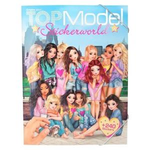 Альбом с наклейками TOPModel - Мир ТОП Моделей - 10222_A