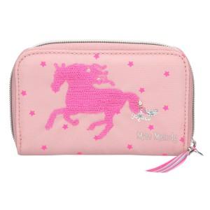 Кошелек, пайетки, розовый Miss Melody - 10278_A