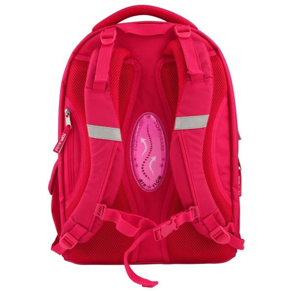 Рюкзак школьный Друзья, розовый TOPModel - 10394_A