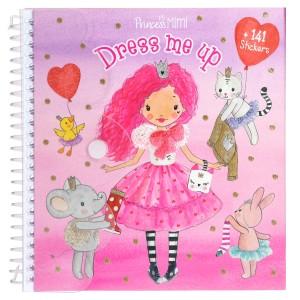 Альбом с наклейками Princess Mimi, мини -10444