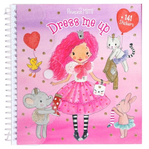 Альбом с наклейками Princess Mimi, мини -10444 производства Depesche