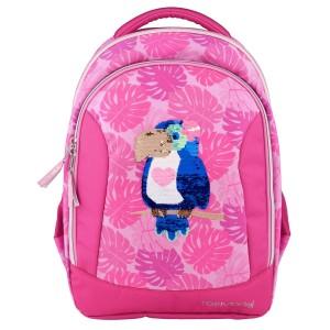 Рюкзак школьный Тропики, розовый TOPModel - 10448_A