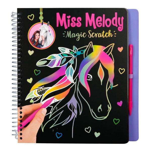 Волшебное царапание Miss Melody - 10451_A
