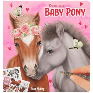 Альбом для раскрашивания Пони Miss Melody - 10466_A производства Depesche
