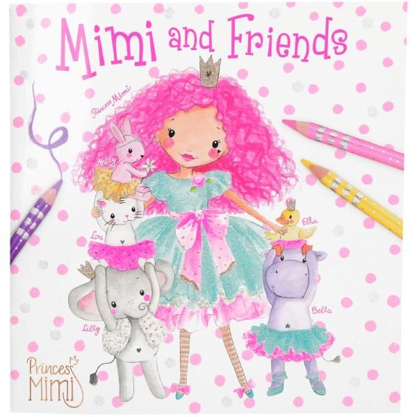 Альбом для раскрашивания Princess Mimi - 10623