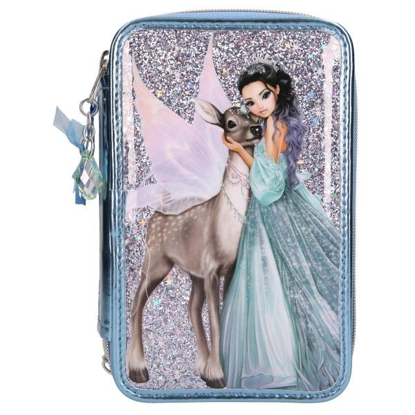 Пенал TOPModel Fantasy с наполнением  Ледяная принцесса - 10690 производства Depesche