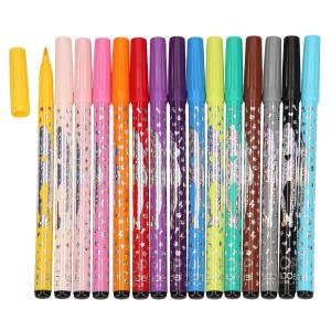 Фломастеры цветные TOPModel , 15 цветов - 10725 производства Depesche