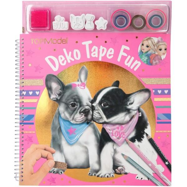 Альбом для творчества TOPModel  со штампами со штампами DOG - 10734 производства Depesche