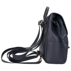 Рюкзак Miss Melody с подвеской 25 см, синий - 10736 производства Depesche