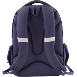 Рюкзак TOPModel школьный DOG, синий - 0410739/0010739 производства Depesche