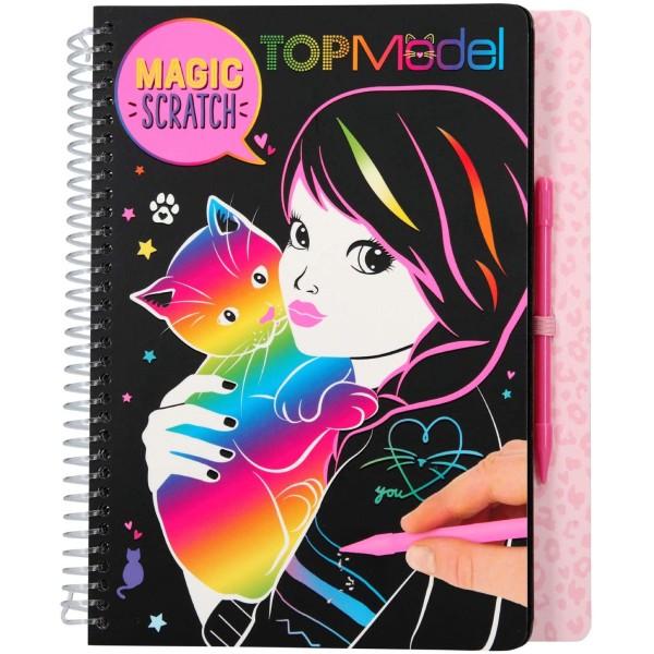 Альбом TOPModel для раскрашивания CAT -  0410795/0010795 производства Depesche