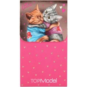 Блокноты для записей на магните TOPModel CAT - 10802 производства Depesche