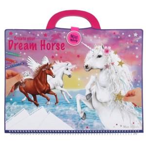Альбом для раскрашивания Лошадь мечты Miss Melody - 10898 производства Depesche