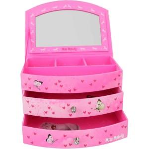 Шкатулка Miss Melody, розовая, Пони - 10899_A производства Depesche