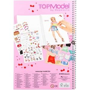 Альбом TOPModel Наряди Меня, CHERRY BOMB - 0411120/0011120 производства Depesche