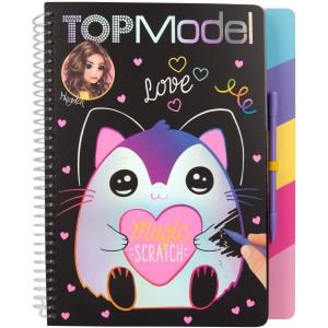 Альбом TOPModel для творчества Скретчинг - 0411129/0011129