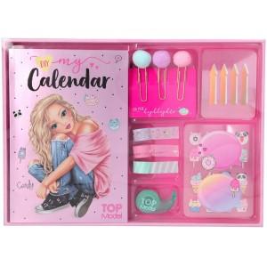 Набор для творчества TOPModel Мой календарь CANDY CAKE - 0411139
