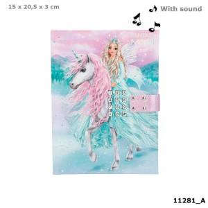 Дневник TOPModel Fantasy с кодом и музыкой - ICEFRIENDS 0411281/0011281