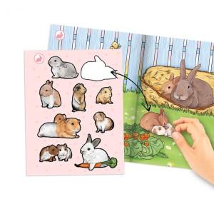 Альбом с наклейками Creative Studio Мамы и дети - 11403_A производства Depesche