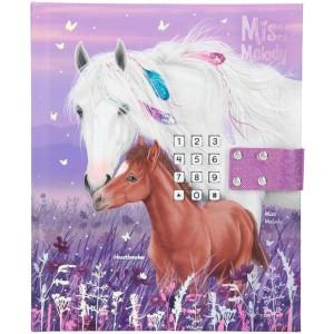 Дневник Miss Melody с кодом и музыкой - 11419_A