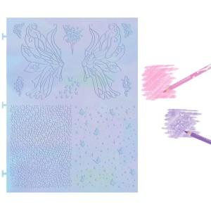Альбом для раскрашивания TOPModel Fantasy Модель Фэнтази - 11430_A производства Depesche