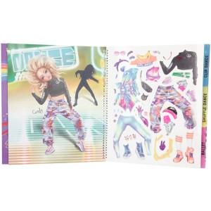 Альбом TOPModel для творчества DANCE - 11453_А производства Depesche
