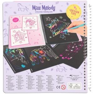 Альбом Miss Melody для скретчинга - 11457_A производства Depesche