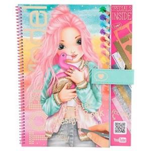 Альбом раскраска TOPModel Flamingo - 3043_A