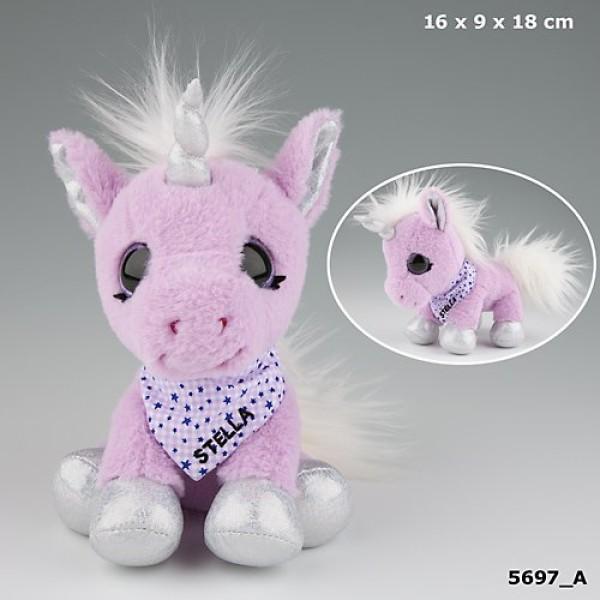 Плюшевая игрушка Snukis - единорог Стелла - 5697_A производства Depesche